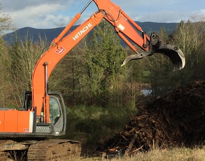 Motherwell Excavating Logging
